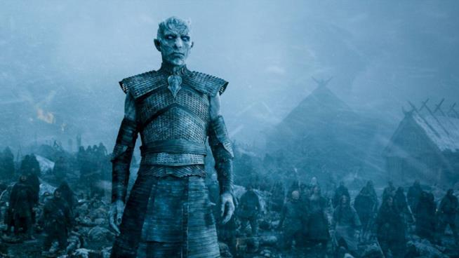 Un personaggio di Game Of Thrones