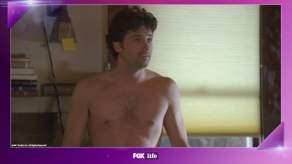 1) Il miglior post-sbronza di sempre? Quando ti ritrovi a casa un certo Derek!