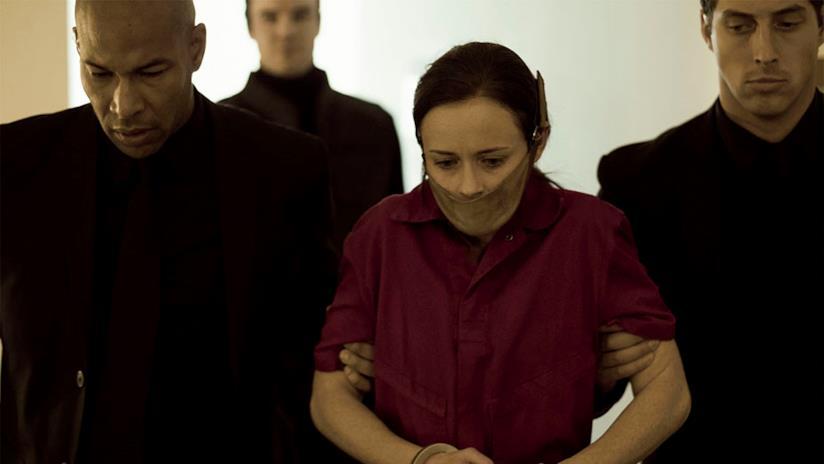 L'attrice Alexis Bledel nei panni di Diglen