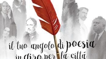 Locandina poesie in un click
