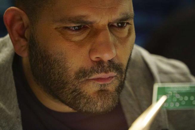 Huck nell'episodio 6x12 di Scandal