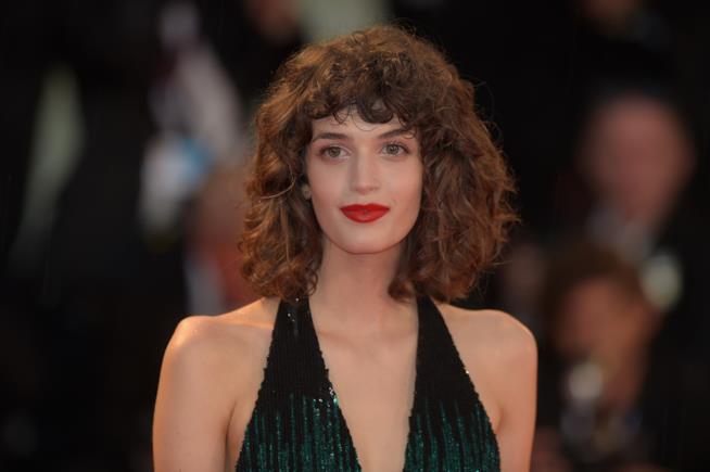 L'attrice Greta Ferro
