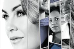 I protagonisti di Grey's Anatomy 14