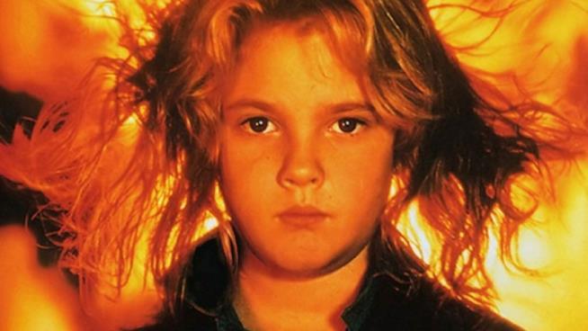 Drew Barrymore ne L'incendiaria