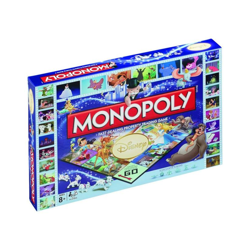 Un'edizione del Monopoli dedicata al mondo Disney