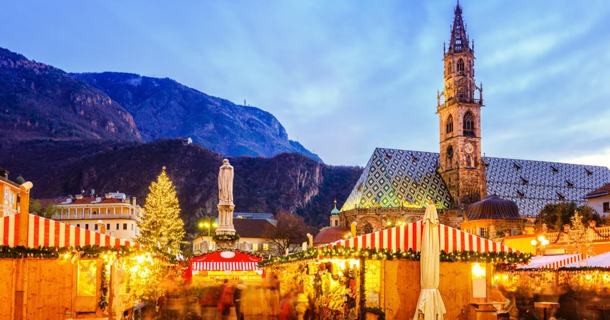 Consigli di viaggio: i mercatini natalizi del Trentino Alto Adige