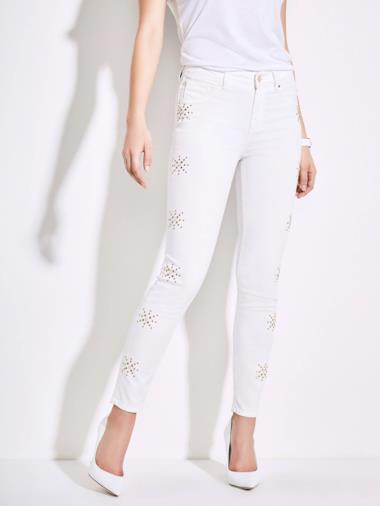 Jeans Marciano con applicazioni laterali