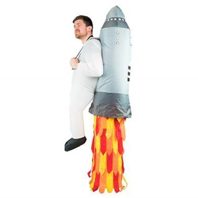 Costume Gonfiabile da Jetpack per Adulti