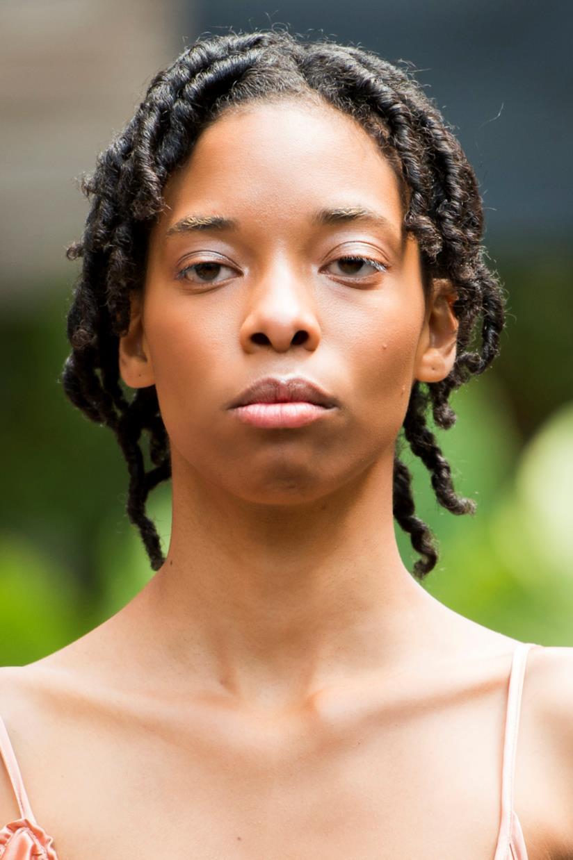 Capelli con treccine afro