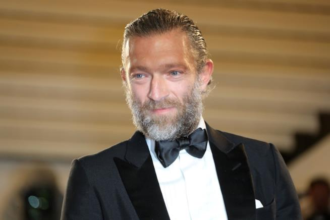 Vincent Cassel sul red carpet del Festival di Cannes