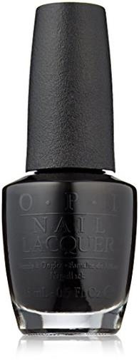 Nail Lacquer OPI Lady In Black Onyx