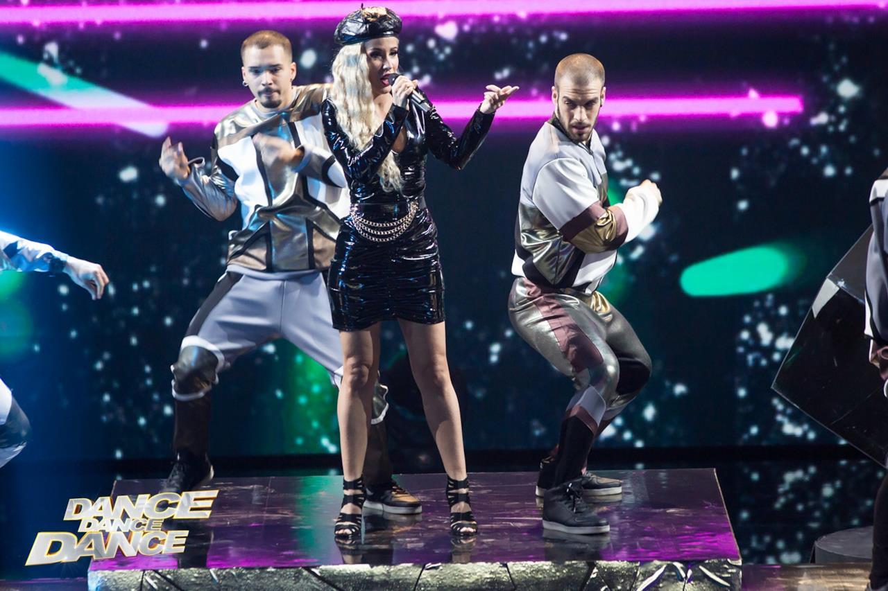 Dance Dance Dance 2 - Puntata 5 - Baby K