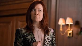 Carrie Preston nel ruolo di Elsbeth Tascioni