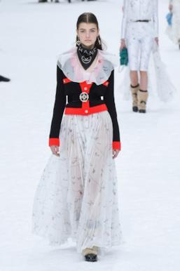 Sfilata CHANEL Collezione Donna Autunno Inverno 19/20 Parigi - 24