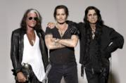 Johnny Depp e gli Hollywood Vampires al Lucca Summer Festival 2018