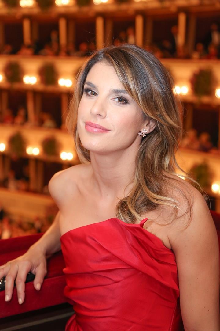L'ex velina Elisabetta Canalis