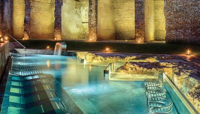 QC Terme day relax ingresso e kit cosmesi Milano
