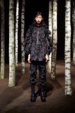 Sfilata MONCLER Collezione Donna Autunno Inverno 19/20 Milano - 103