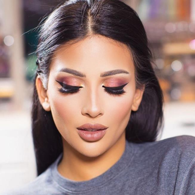La beauty guru Irene Sarah Mahmud-Khan