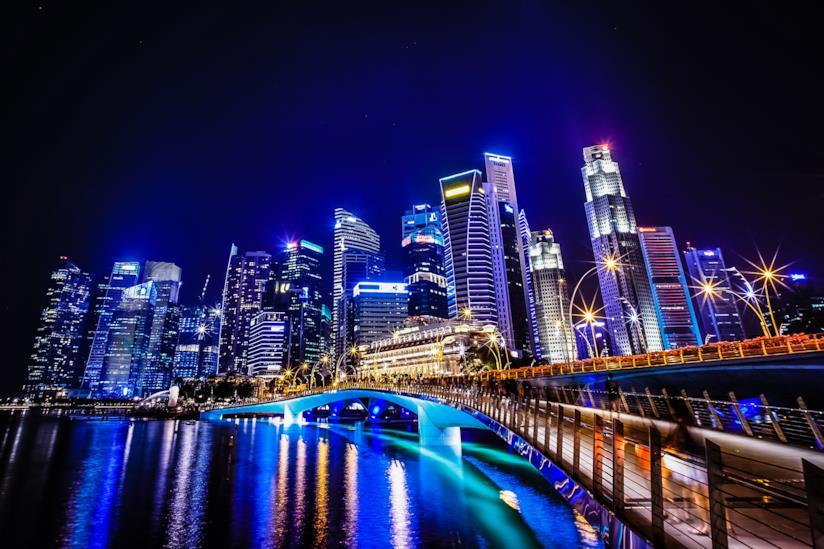 iaggi 2018: il calendario con la meta ideale per ogni mese: Giugno Singapore
