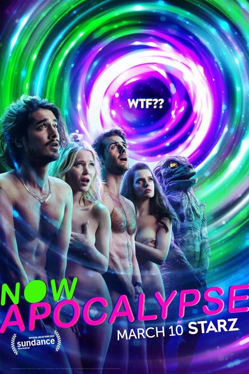 Il poster di Now Apocalypse