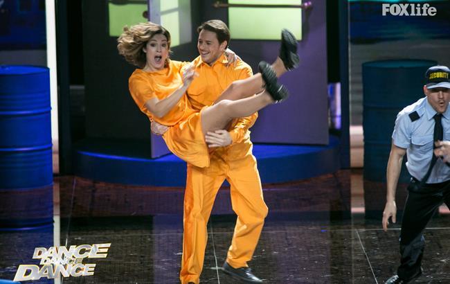 Samanta e Michelangelo, seconda esibizione nel secondo serale di Dance Dance Dance 2
