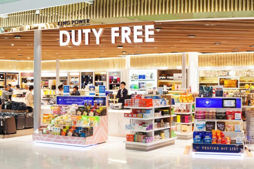 Duty Free in aeroporto