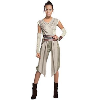 Vestito ragazza star wars - Rey donna