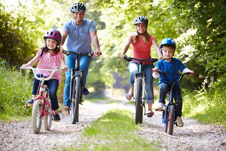 Sport per bambini: la bicicletta come sport individuale
