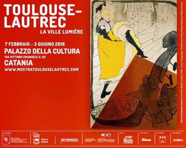 Toulouse Lautrec a Catania