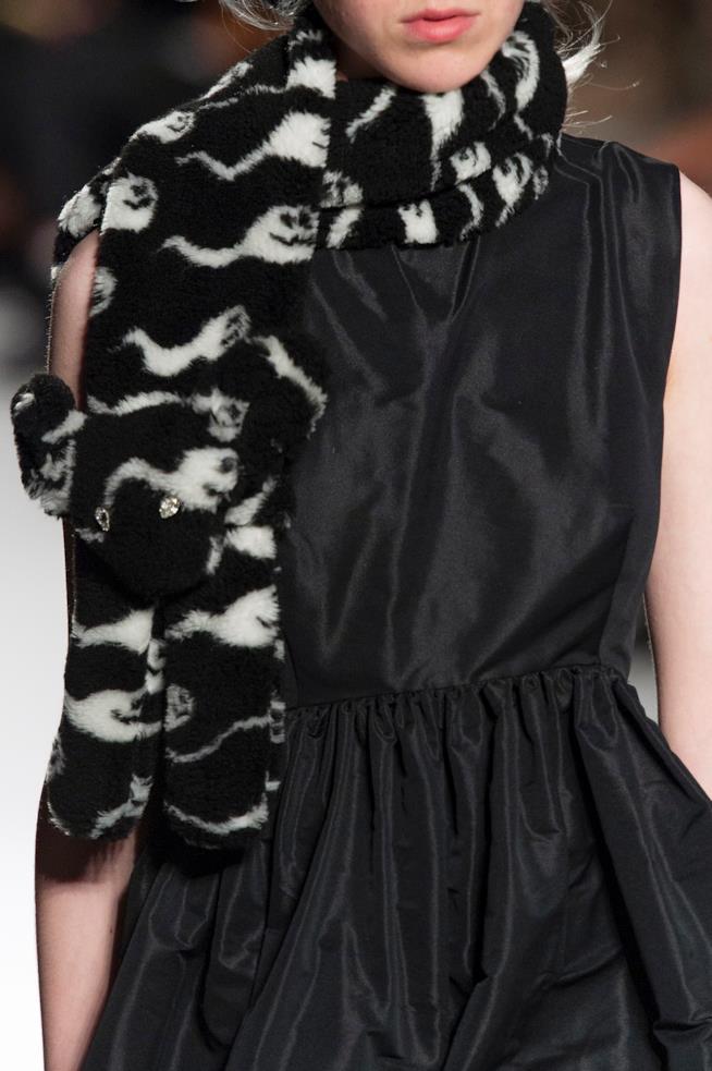 La sciarpa con spermatozoi di Ashley Williams