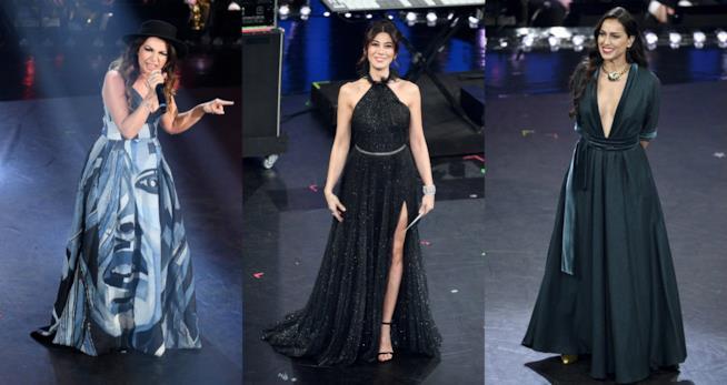 Tutti i look più belli della quarta serata di Sanremo 2019 fbae6820835