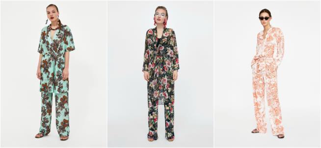 Primavera Estate 2018  la moda è flower boom per i vestiti e accessori c07254fadf2