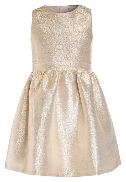 l'oro e un abito per bambine