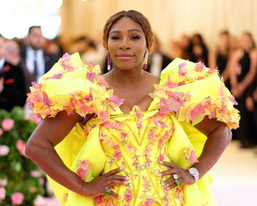 Serena Williams al MET Gala 2019