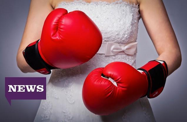 Quattro matrimoni in Italia: le spose si sfidano