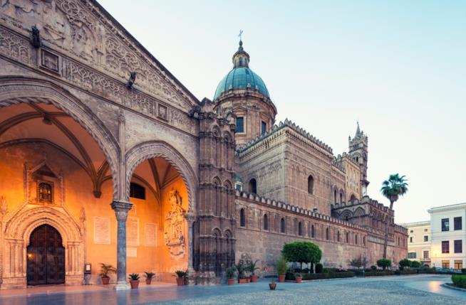 L'aspetto composito della Cattedrale di Palermo