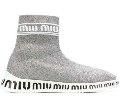 Sneakers modello calzino