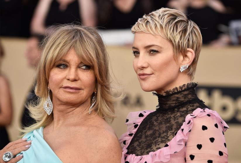 Goldie Hawn e Kate Hudson