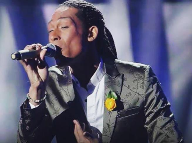 L'esibizione di Leonardo Monteiro a Sanremo 2018