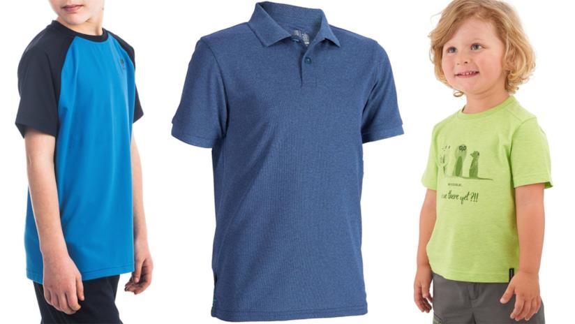 Quali magliette per bambini comprare da Decathlon