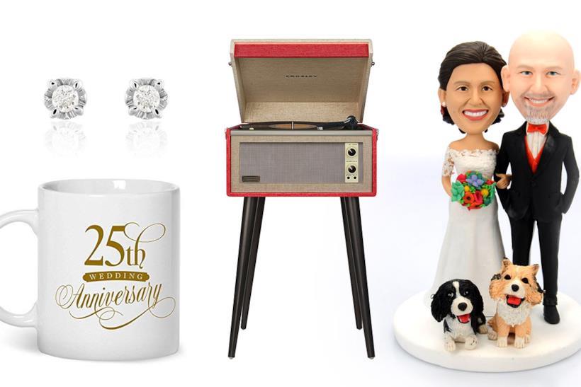 Idee regalo per l'anniversario di matrimonio di mamma e papà