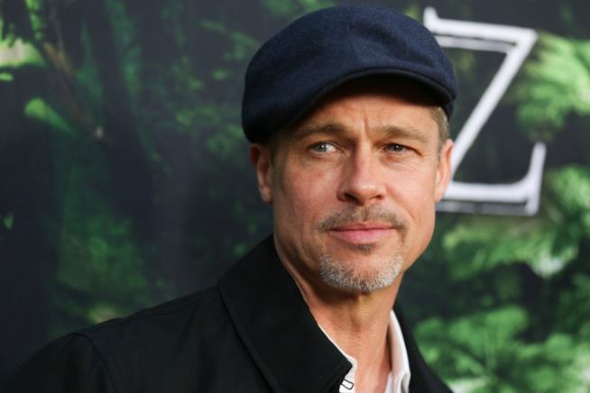 Brad Pitt è ancora single, e sta bene così
