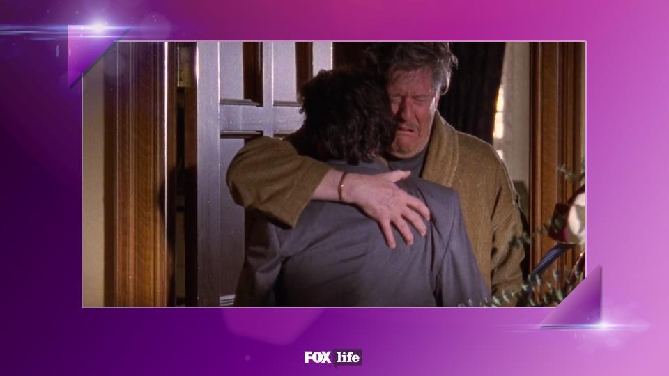 S04-E16: Un triste Richard piange la scomparsa della madre… che sentimentale!