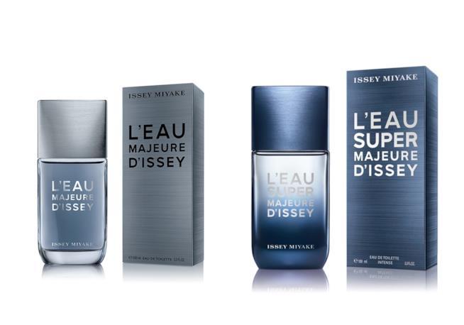 La nuova fragranza di Issey Miyake è L'eau Super Majeur d'Issey