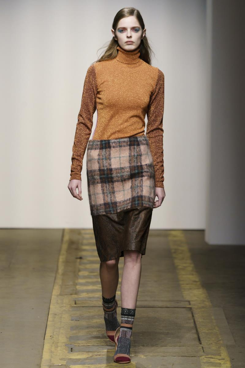 Sfilata MORFOSIS Collezione Alta moda Autunno Inverno 19/20 Roma - 22
