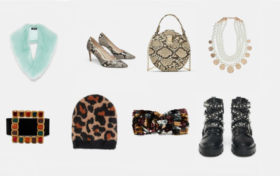 f0d91d3cf350 Zara: borse, cinture, cappelli, gli accessori must per l'autunno 2018