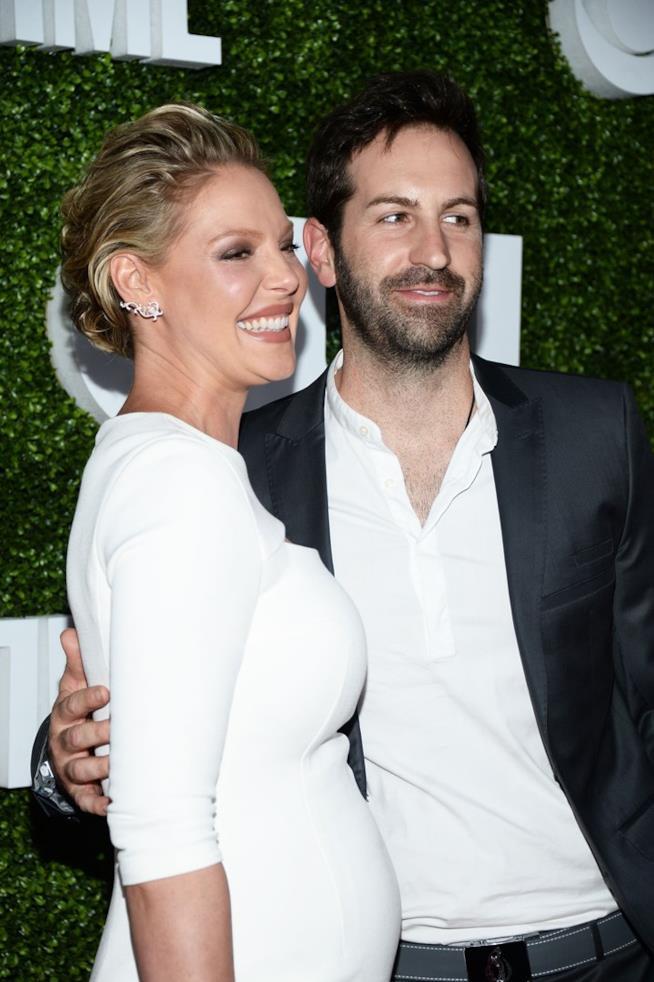 Katherine Heigl e marito