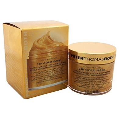 24k Gold Mask Pure Luxury Lift And Firm Mask