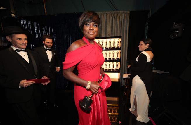 Alla cerimonia degli Oscar del 2017